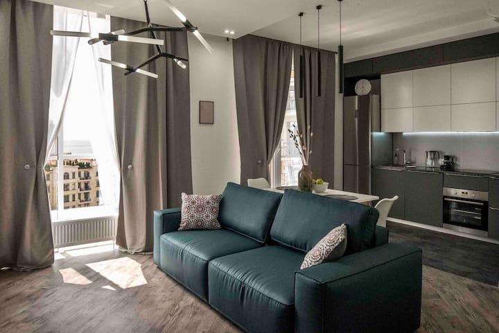 """Come&Enjoy"" Arcadia brand-new 2019 apartment"