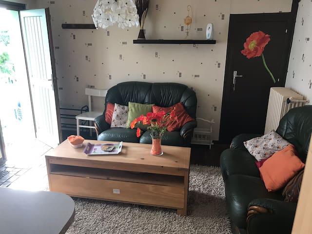 Petit appartement tranquille sans bruit très calme