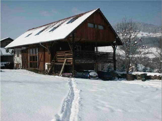 big house in the Alps - Saint-Martin-d'Uriage - House