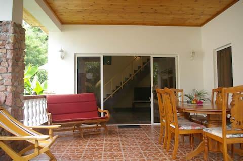 Villa Kass-Apartment with Terrace
