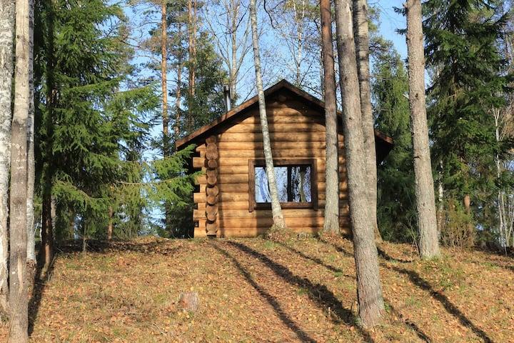 База отдыха в Карелии Берлога Коттедж№5 без сауны