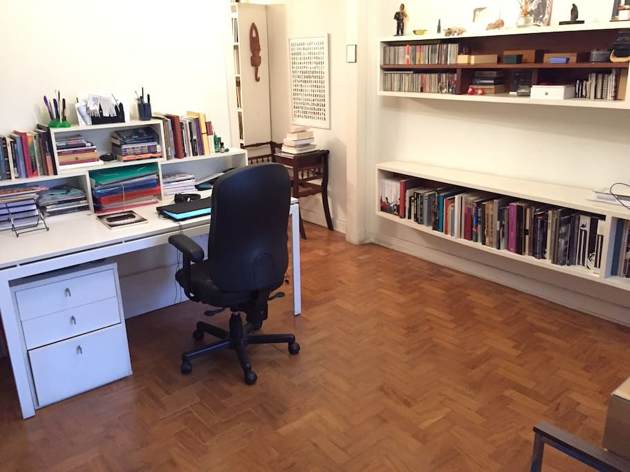 Front room office