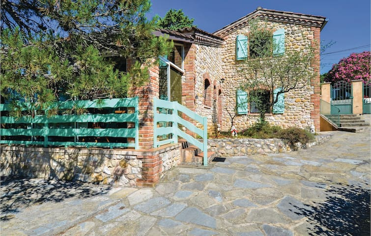 Holiday cottage with 2 bedrooms on 84m² in Saint Ambroix