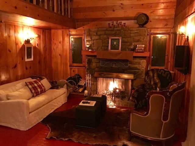 The Abba Cabin - Cozy retreat near Lake Arrowhead