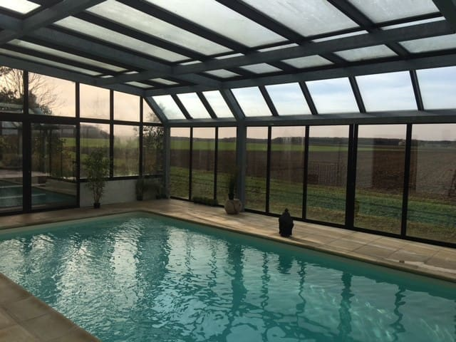 House with indoor heated pool - Dampierre-en-Yvelines