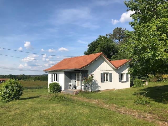 maison de vacances à 25 mn du périgord noir