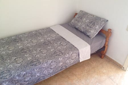 Single bedroom for 1 person. - Málaga - Selveierleilighet