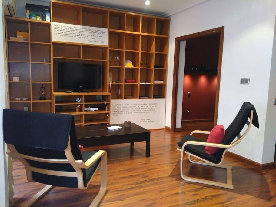 Piso en centro de madrid cultural apartments for rent in - Piso centro madrid ...