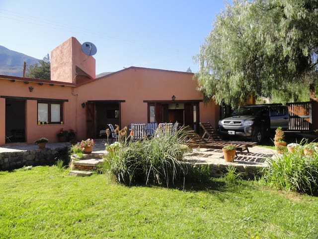 Hermosa casa en el centro de Tilcara - Tilcara - House