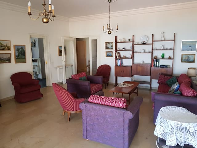 Luxiourious appartment in compound in broumana