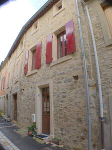 Charming Stone house in Lagrasse - Lagrasse - House