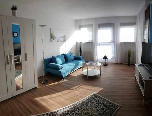 Zentral gelegene 2 Zimmer Wohnung in Sindelfingen