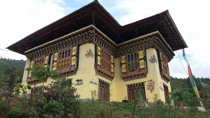 Namgay Zam's Farm House