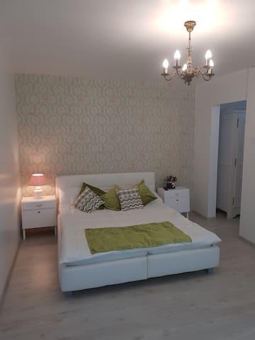 Cosy apartment in a quiet area