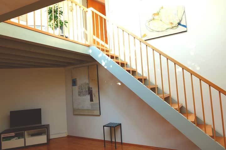 Außergewöhnlich charmantes Architektenhaus