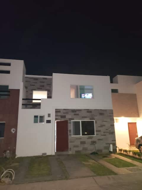 """New House in """"El Real II"""" Nearby Tec Monterrey"""
