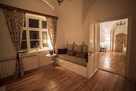 Romantic Apartment in the Old Town - Sibiu - Apartment