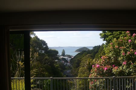 VERY PRIVATE SUPER VIEWS STUDIO - Paihia - Inap sarapan