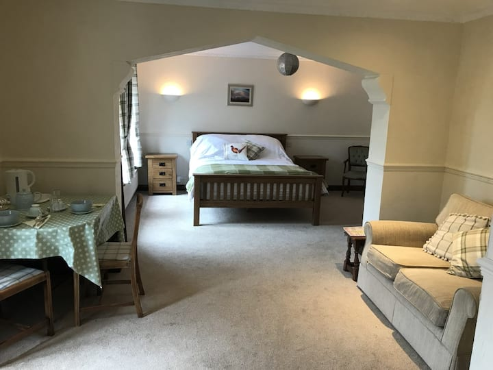 Private suite, with Breakfast in  Brecon Beacons.