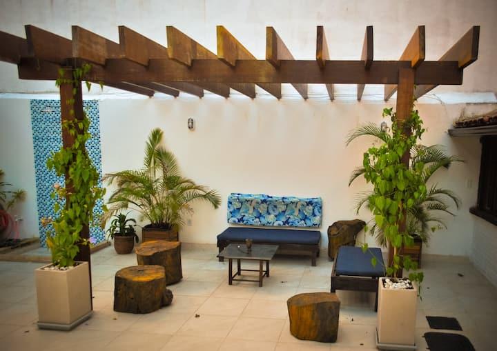 Melhor Hostel de Cabo Frio na melhor localização!