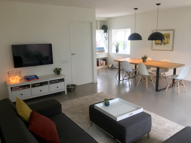 Apartment at the edge of center 's-Hertogenbosch