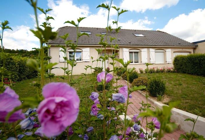 Gite Le Clos d'Y - Venteuil - บ้าน
