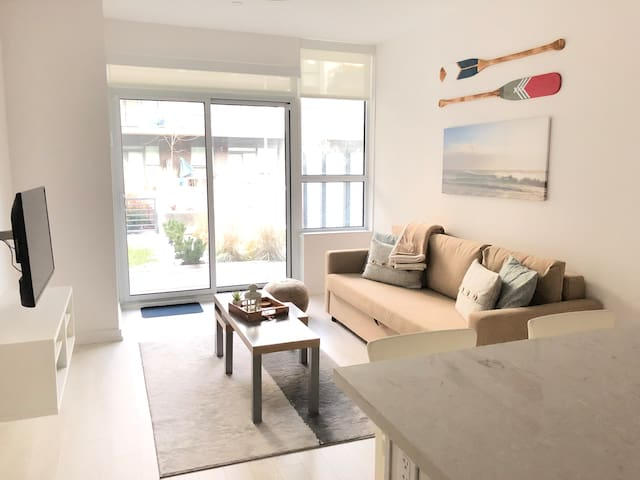 Blissful Friday Harbour Condo