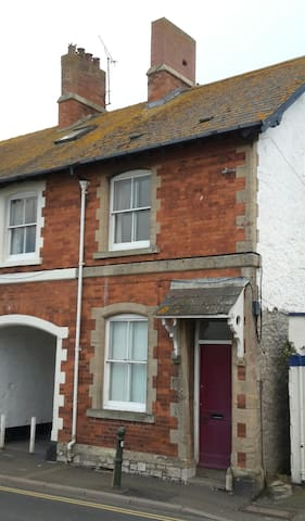 House with history & easy access in gorgeous Devon - Starcross - Huis