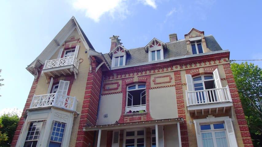 Nid douillet en brord de mer - Villers-sur-Mer - Lägenhet