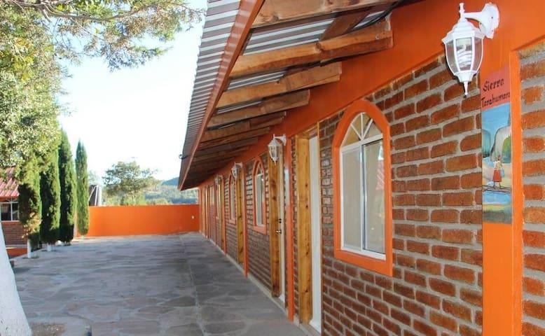 Hotel Esmeralda Barrancas 9