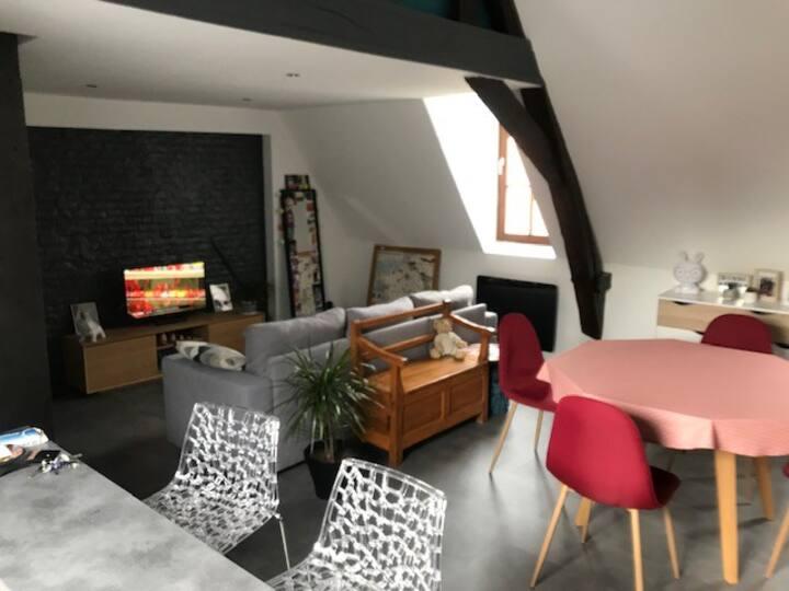 Studio au centre du Vieux Douai