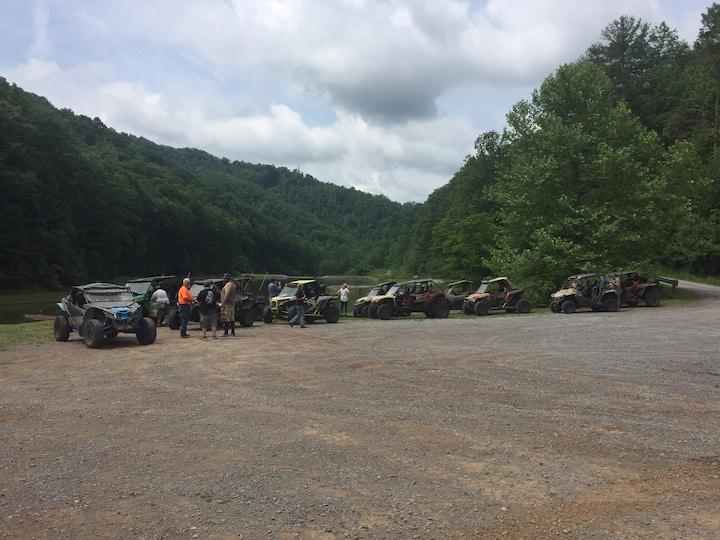 Outlaw Trails Atv Lodging Shanty