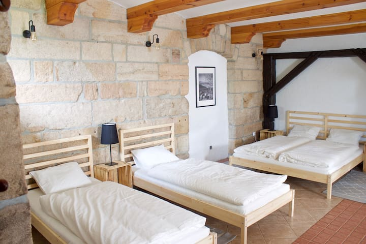 Apartament w sercu Gór Stołowych - Radków - Dom