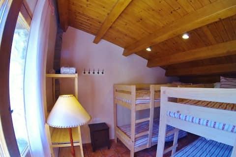 Tosa d'Alp: Habitacion en el PN Cadí-Moixeró