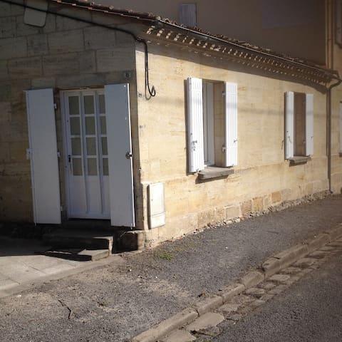 logement meublé à Saint-André-de-Cubzac