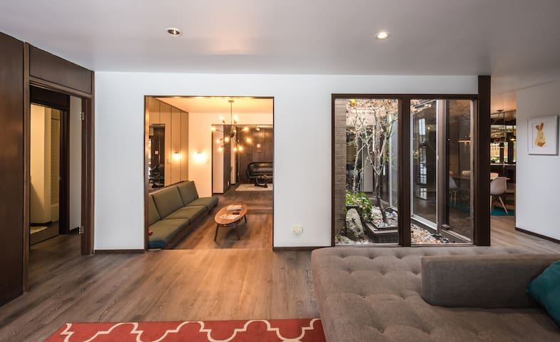 Architectural Mid Century Modern - Murray - House