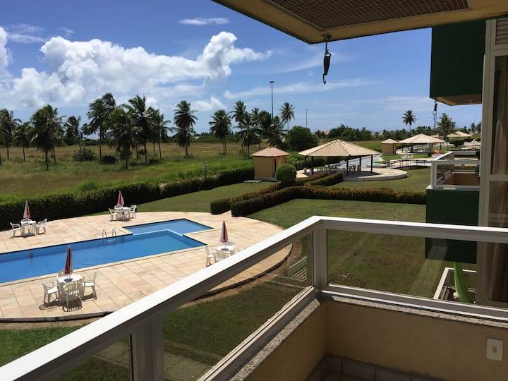 Gavoa resort flat Itamaracá Maria Farinha Igarassu