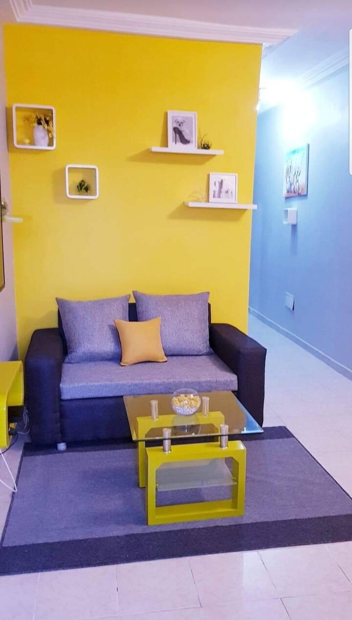Magnifique Studio  meublé