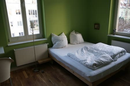 3BED + PARKING close to main station - Pirna - Retkeilymaja