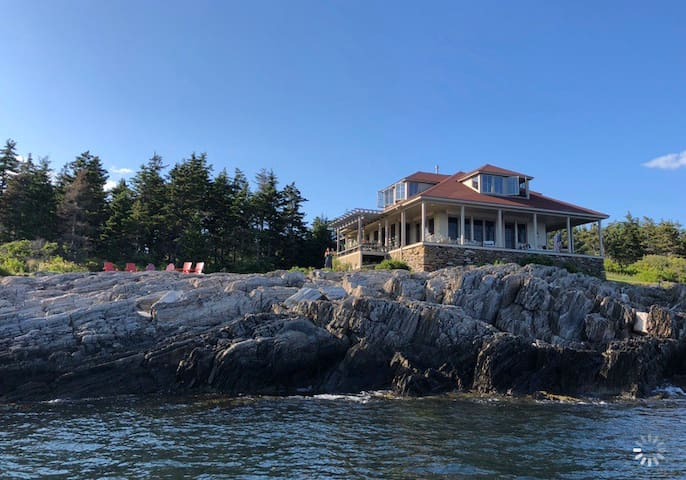 Oceanfront Magazine Showcase Home