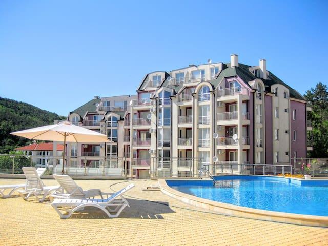 Spacious flat in  Kavarna Hills! - Kavarna - Apartment