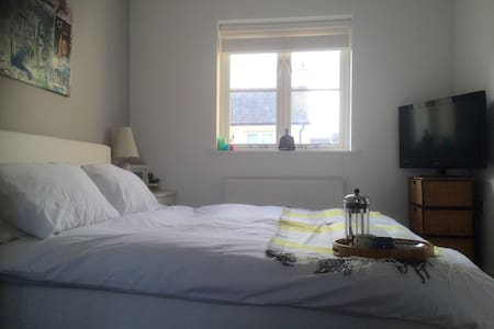 Ensuite double bedroom - Hayle - House