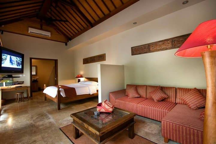 Sanur Amazing 1 BR Villa - sanur - Appartement