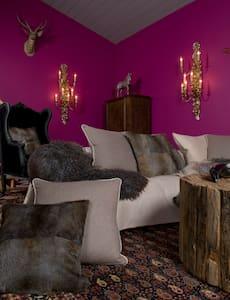 Ski Resort Penthouse Apartment/Loft - Lech