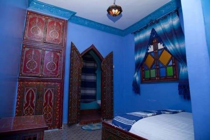 hana msouda - Chefchaouen - House