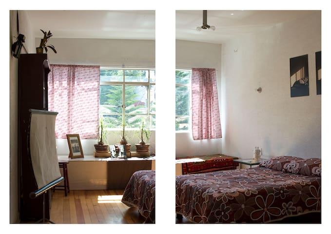Sunny & Big Kingsize Bedroom @ La Mansion