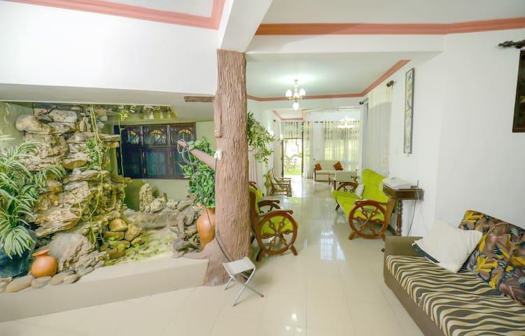 escape villa kandy