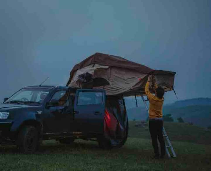 Camping Co - Xenon hardtop RTT