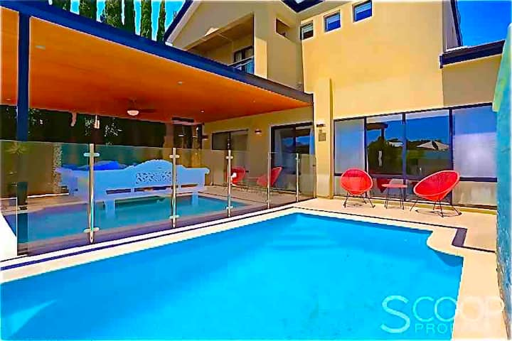 Luxury ViIla W Pool & Spa