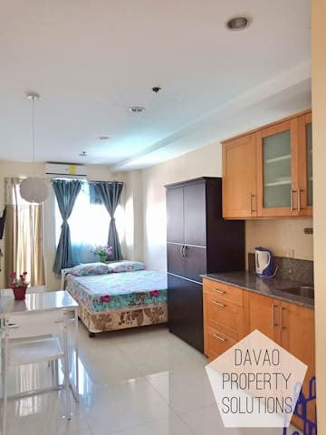 Clean and Fresh Condo Unit in Linmarr Tower Davao